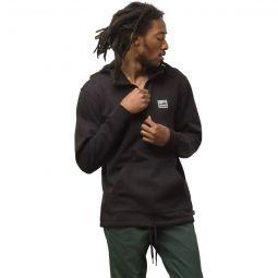 Street Outdoor 1/4-Zip Pullover Jacket - Mens