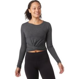 Cover Long-Sleeve Top - Womens
