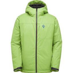 Pursuit Hooded Jacket - Mens