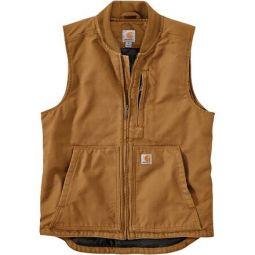Washed Duck Vest