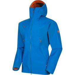 Nordwand HS Flex Hooded Jacket - Mens