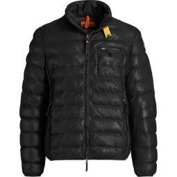 Ernie Leather Jacket - Mens