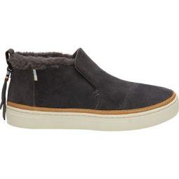 Paxton Faux Fur Shoe - Womens