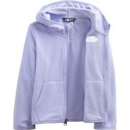 Glacier Full-Zip Hooded Jacket - Toddler Girls