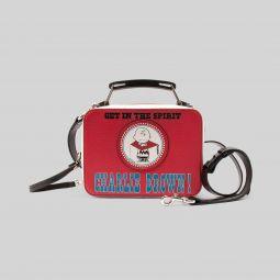 Peanuts x Marc Jacobs The Mini Box Bag