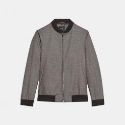 Aiden Jacket in Stretch Flannel
