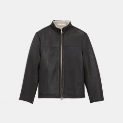 Tobin Jacket in Shearling