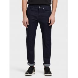 AVENUE B SLIM STRAIGHT FIT JEAN