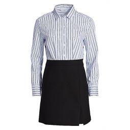 2-in-1 Shirt Dress