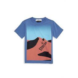 Little Boys & Boys Mirage Print T-Shirt