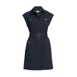 Coach 1941 Belted Trench Dress