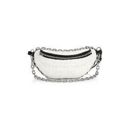 Attica Hybrid Tweed Belt Bag