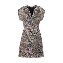 Danetta Floral Mini Dress