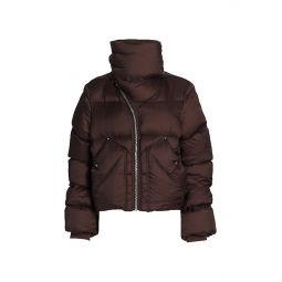 Mountain Duvet Down Puffer Coat
