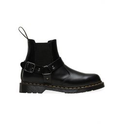 Fusion Wincox Leather Chelsea Boots