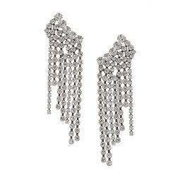 A Wild Shore Rhinestone Earrings