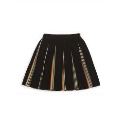Little Girls & Girls Amelia Pleated Skirt