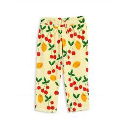 Little Girls and Girls Cherry Lemonade Trousers