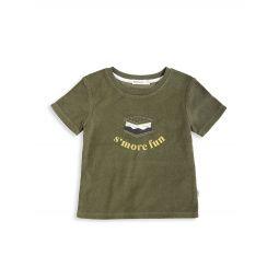 Little Boys Miles Playwear Summer Camp T-Shirt
