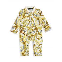 Babys Baroccoflage Pique Polo One-Piece