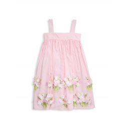 Little Girls & Girls Applique Sundress