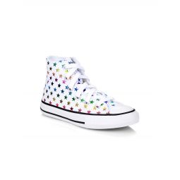 Little Girls & Girls Chuck Taylor All Stars Archive Foil High-Top Sneakers