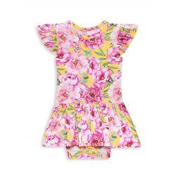 Baby Girls & Little Girls Elody Twirl Bodysuit