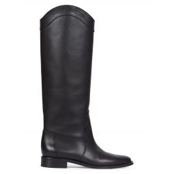 Kate Knee-High Leather Boots