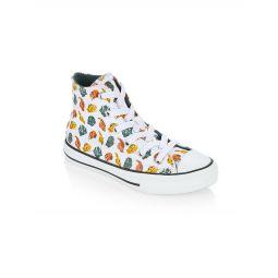 Little Kids & Kids Dinosaur Chuck Taylor All Star Sneakers