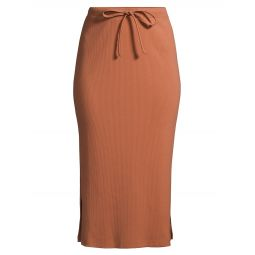 Imani Ribbed Skirt