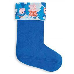 Little Kids Hunter x Peppa Pig Fleece Boot Socks