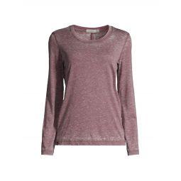 Malibu Collection Burnout T-Shirt