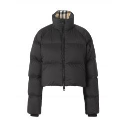 Alsham Cropped Puffer Jacket