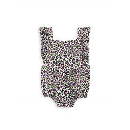 Baby Girls Leopard Print Bodysuit