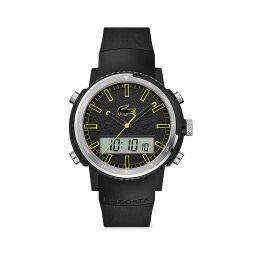 Maui Silicone Strap Digital Watch