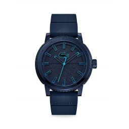 Maui Silicone Strap Watch