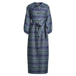 African Print Dayo Dress