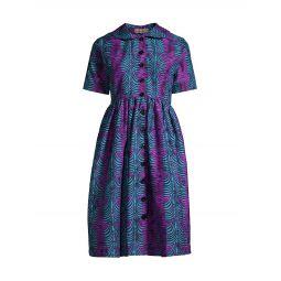 Kemi African Print Dress