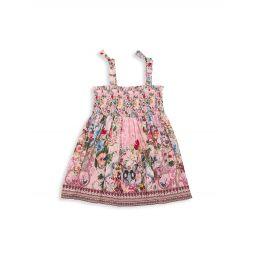 Baby Girls Mixed Prints Dress