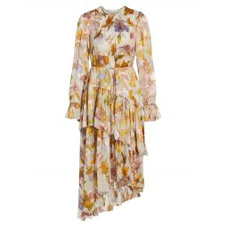 Tempo Asymmetric Dress