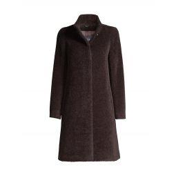 Wool Clutch Coat