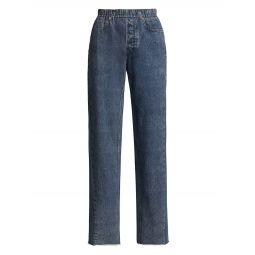Miramar Wide-Leg Jeans