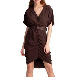 Zest Ruched Dress