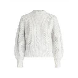 Renna Mock Turtleneck Sweater