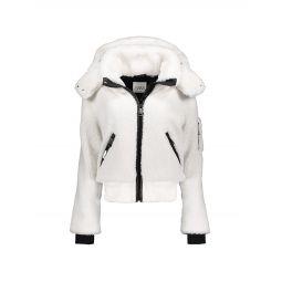 Nala Sherpa Hooded Jacket