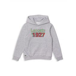 Little Kids & Kids Fleece Logo Hoodie
