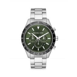 Layton Chronograph Stainless Steel Watch