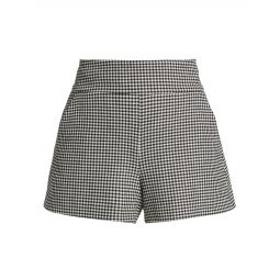 Donald High-Waisted Shorts