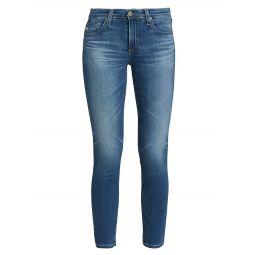 Prima Ankle-Length Skinny Jeans