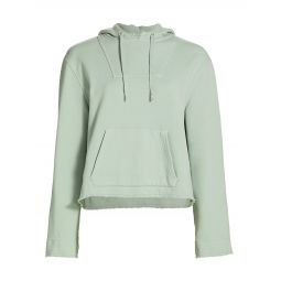 Jeanne Cotton Pullover Hoodie